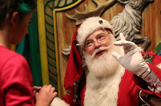 The Best Places To Meet Santa In Manhattan