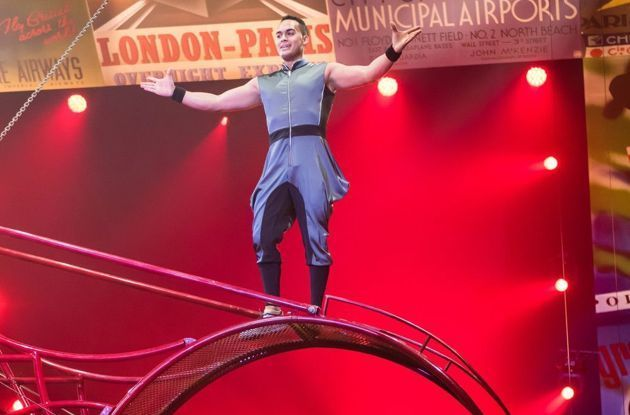 The Big Apple Circus Presents Matinee Performances for Those with Special Needs