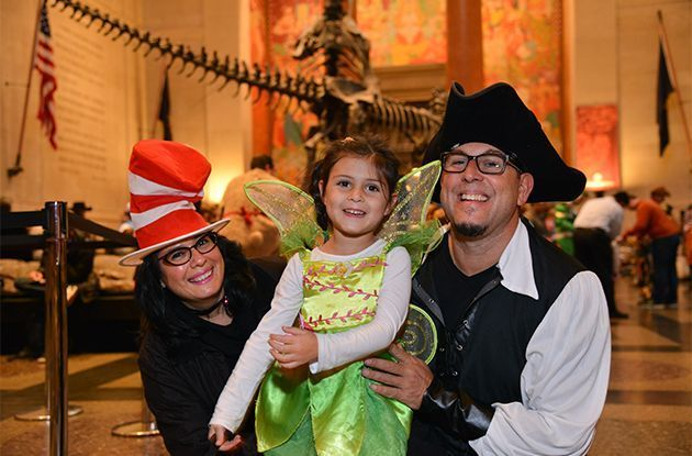 Manhattan Halloween 2015 Activities for Kids