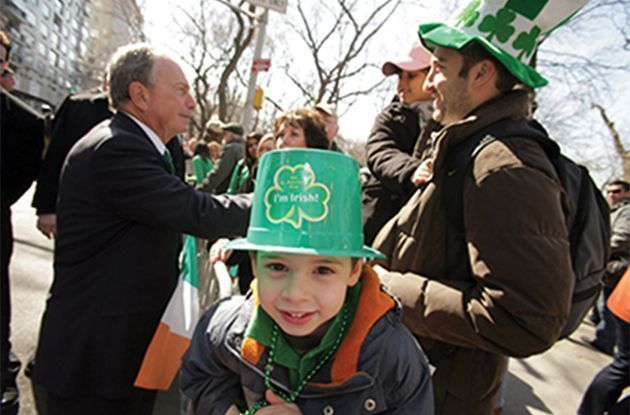 6 St. Patrick's Day Celebrations to Attend with Your Family in 2015