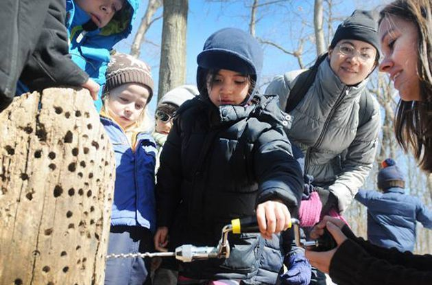 Fun with Kids at Tenafly Nature Center
