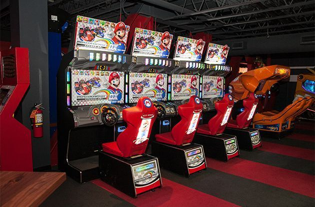 Bowlmor Long Island Adds Family-Friendly Arcade