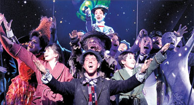 Mary Poppins - Still Flying High in Year Six on Broadway!