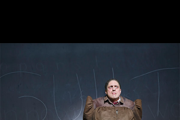 <i>Matilda the Musical</i>: Smart, Funny, Endearing -  And With a Side of Trunchbull!