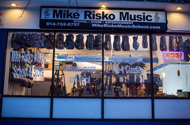 Mike Risko Music in Westchester Named a Top 100 Music Store