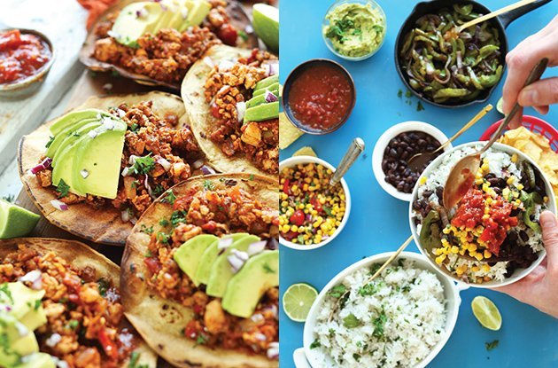 Make Your Own Chipotle-Inspired Meals