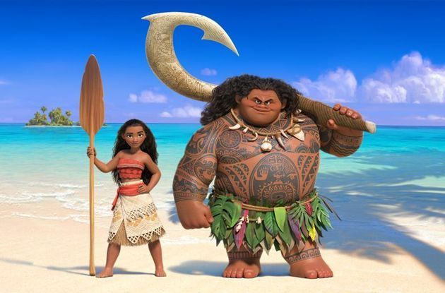 Disney's New Polynesian Princess Adventure, 'Moana', Hits Theaters Next November