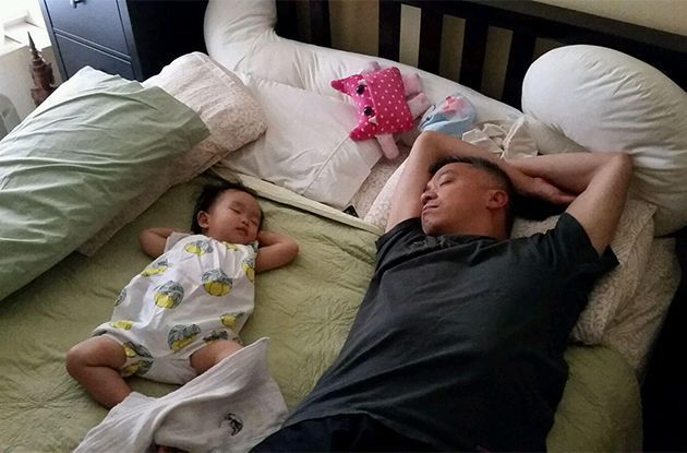 The Sweet Life: Photo Essay of Stay-at-Home Fatherhood