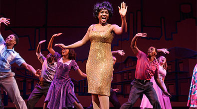 Being Berry Gordy: Josh Tower Talks <i>Motown the Musical</i>