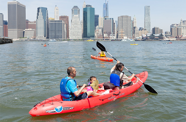 Fitness Classes for Kids in NYC in June