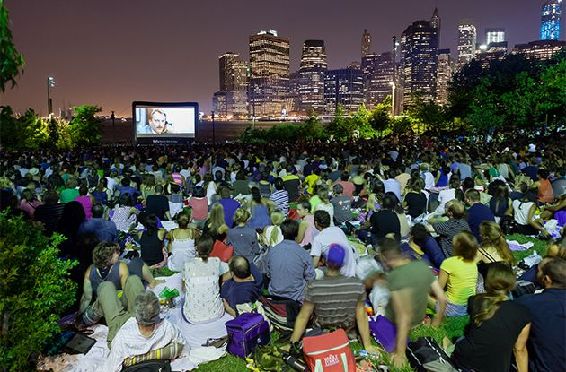 Film Screenings for Families in NYC in July