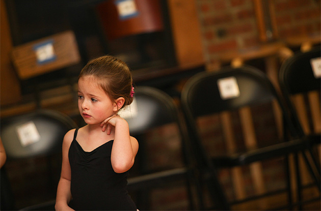 In Pictures: A Daughter's First Dance Recital