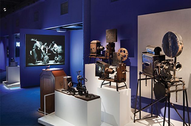 Family Outing: Museum of the Moving Image in Queens