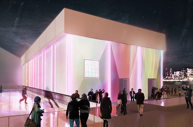 The Museum of Feelings Opens at Brookfield Place