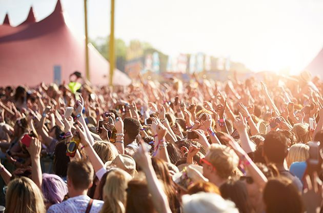 Just a Stage - One Father's Music Festival Experience with His Kids