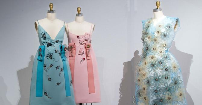 Manus x Machina: Cutting-Edge Fashion at the Met