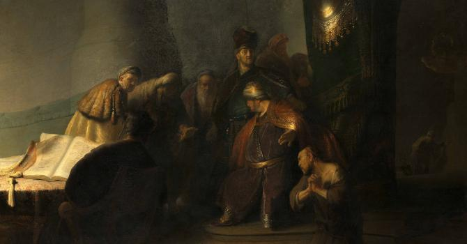 Morgan Library Brings Rembrandt's First Masterpiece to the U.S.