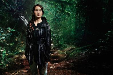 Hunger Games Katniss Everdeen Arrives At Madame Tussauds New York