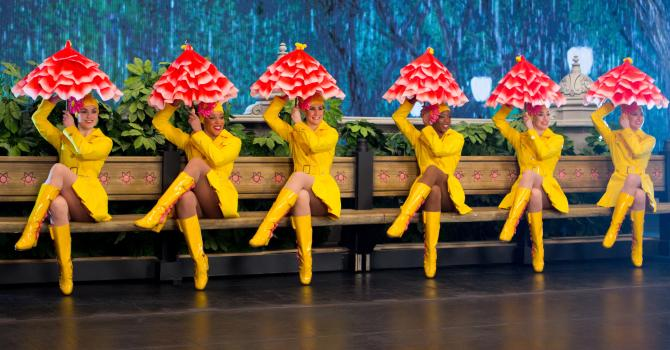 New York Theatre: The Rockettes and Other Summer Sensations