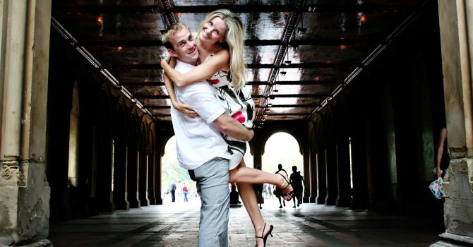 10 Best Engagement Photo Locations NYC