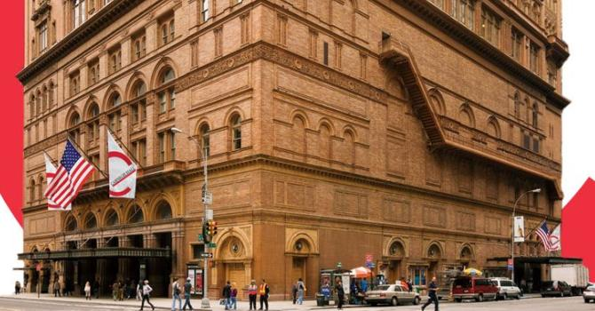Serendipity Wishes Carnegie Hall a Very Happy 125th Birthday with an Exclusive Sundae