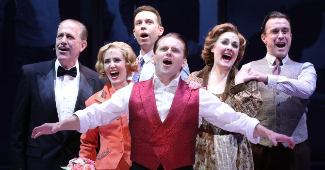 NY Theater June 2016: On and Off the Great White Way