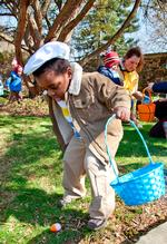 Easter Egg Hunts and More in Manhattan
