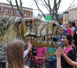 Field Station Dinosaurs Opens in Secaucus, NJ
