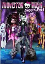 Monster High's New DVD Ghouls Rule Is Spooktacular