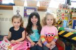 Temple Sholom Teaches Tots to Write Without Tears