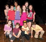 NYC-Area Kids Perform with Cast of 'Godspell'