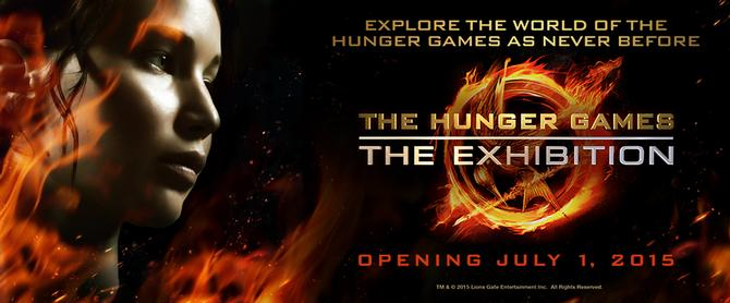 Hunger Games The Exhibition Tickets on Sale