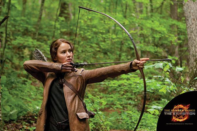 The Hunger Games: The Exhibition Opens
