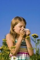 Springtime Allergies & Kids