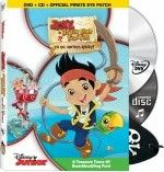 Disney Releases 'Jake and the Never Land Pirates' DVD and Soundtrack