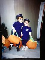 Spooktastic Sibling Halloween Costume Ideas