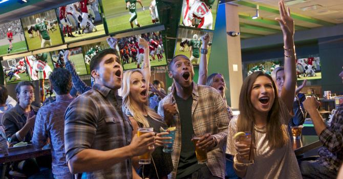 Summer of Games at Dave & Buster's Times Square