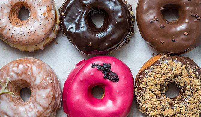 Dough! The Best Donuts in NYC