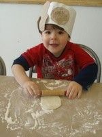 Making Matzah with Your Children for Passover