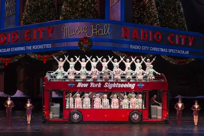 Kicking Back with the Radio City Rockettes