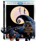 'The Nightmare Before Christmas' Debuts on Disney Blu-Ray 3D