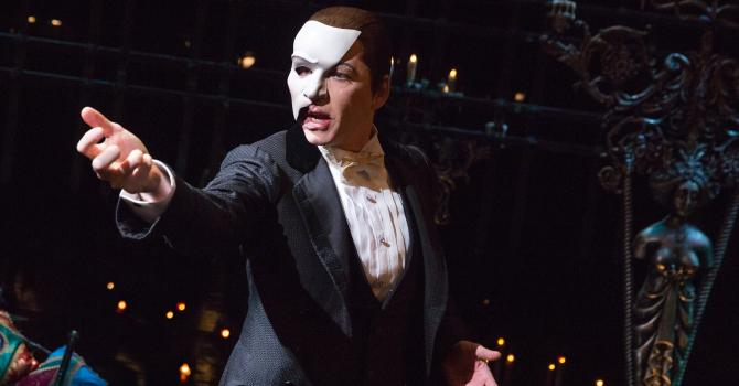 James Barbour: Phantom's Man Behind the Mask