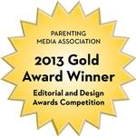 NYMetroParents Receives 15 Excellence Awards from Parenting Media Association
