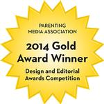 NYMetroParents Wins 16 Awards at 2014 Parenting Media Association Banquet