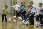 Sonic Soccer Kicks Off Winter Sessions