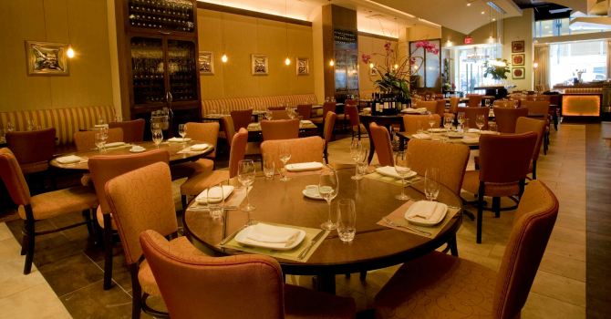 Your Weekend in NYC: Pera Mediterranean Brasserie