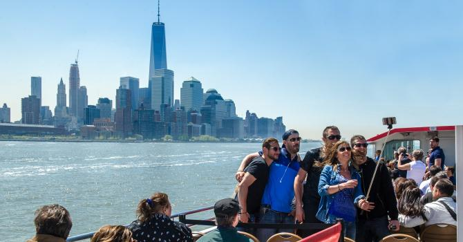 New on New York's Water: Circle Line Cruises for Summer 2018