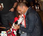 Safe Kids Day Celebrated in NYC with Celebrities and Fire Dog