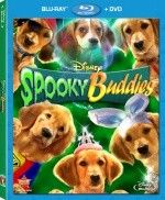 Disney's Talking Puppies Take a Halloween Adventure in the New 'Spooky Buddies' DVD