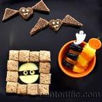 FunBites Food Cutter Set Makes Fun Halloween Shapes